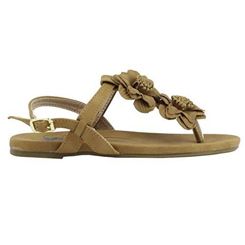 XTI Sandalen für Mädchen 52374 C Camel Schuhgröße 32