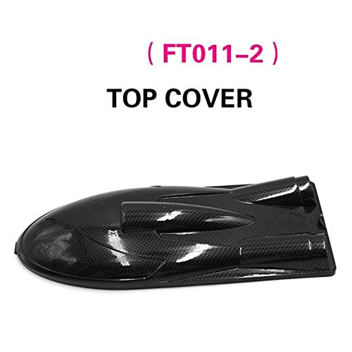 Parts & Accessories FT011 Boat Body Shell Cover Top Canopy FT011-2 for Feilun Rc Boat - (Color: FT011-2)