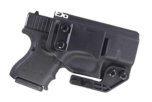 Fierce Defender IWB Kydex Holster Compatible with Glock 26...