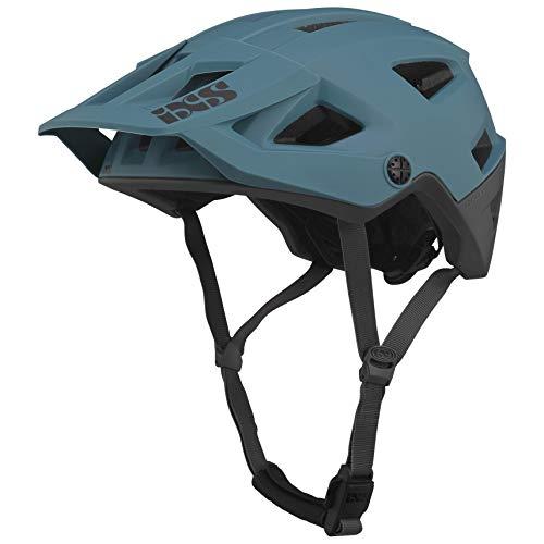 IXS Trigger Unisex AM Mountainbike-Helm, Blau (Ocean),M/L (58-62cm)