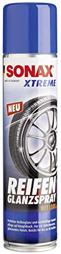 test SONAX 235300 Extreme Tire Gloss Spray Wet Look, 400 ml Deutschland