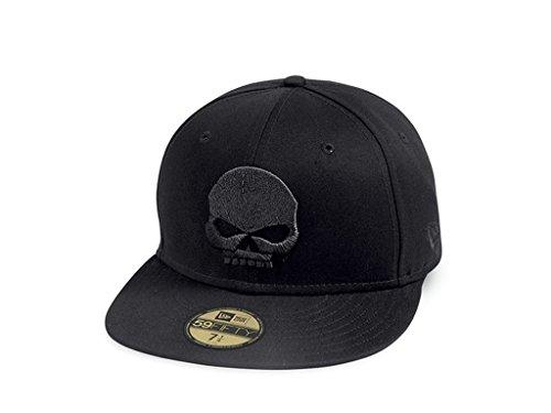 Harley-Davidson 59FIFTY Skull Baseball Cap Schirmmütze, L
