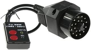 Autek OBD Car Inspection Oil Service Led Reset Tool For BMW 1982-2001 20 Pin Diagnostic