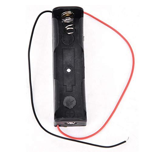 18650 Almacenamiento de batería eficiente de plástico Caja de batería confiable Alta...