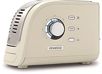 Kenwood Turbo TCM300CR 2-Slice Toaster- Cream