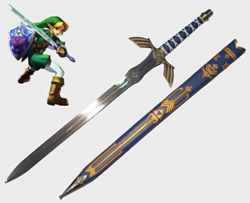 Il Nuovo Mondo The Legend of Zelda Master Sword Deluxe Schwert Link Zelda