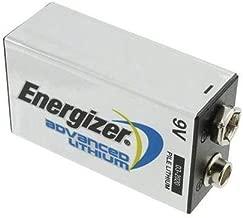 Energizer 12pk 9V Advanced Lithium Batteries LA522 Bulk