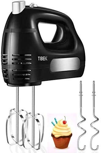 Hand Mixer Electric 6 Speed Mode, T…