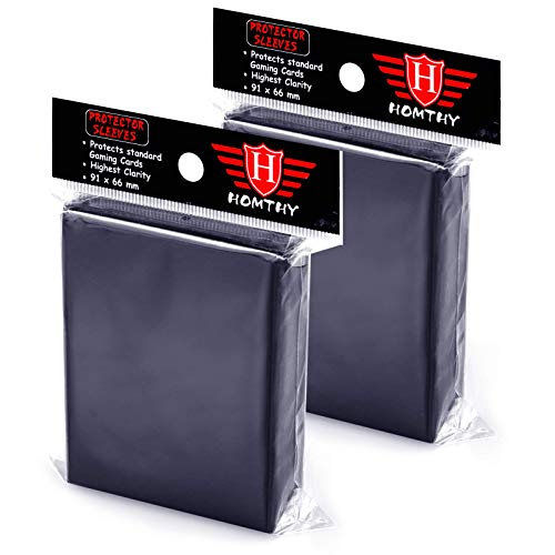 200 Counts Trading Card Sleeves Protectors