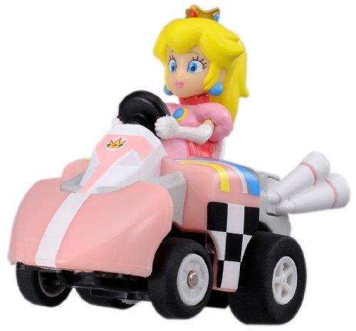 Choro Q QVM-06 Choro Q Hybrid! Mario Kart Wii VS type Peach (japan import)