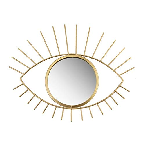 Sass & Belle Gold Tribal Eye See You Mirror