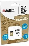 Foto Scheda di memoria 32GB per Huawei Ascend Mate 7Gold–Micro SD classe 10+ Adattatore SD–Emtec