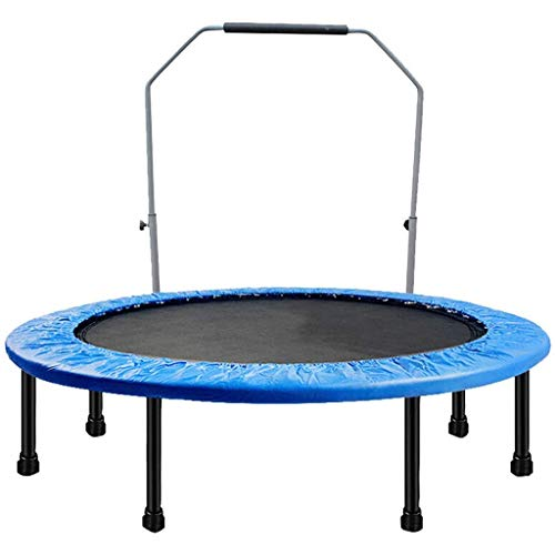 SPNEC ZPSFW Weight-Loss Trampoline Household Trampoline Children With Armrests Fitness Baby Indoor Adult Trampoline
