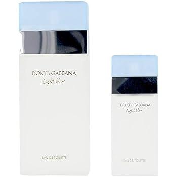 Dolce & Gabbana - Estuche de regalo eau de toilette light blue dolce & gabanna: Amazon.es: Belleza