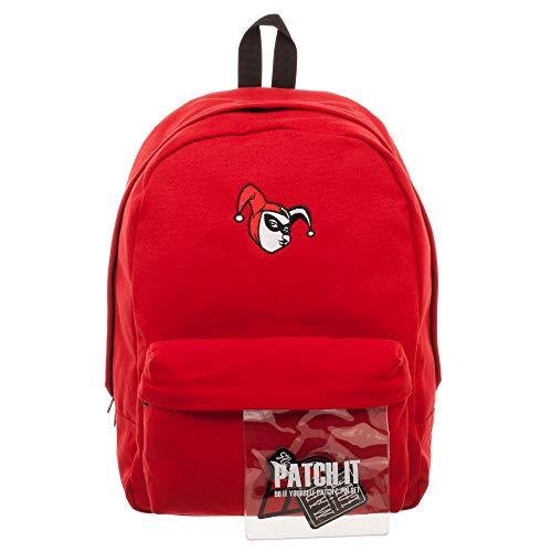 41GBulOgOJL Harley Quinn Backpacks for School