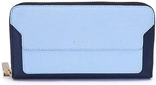 [マルニ] MARNI 長財布 レディース PFMOE11U21 LV520 財布 ラウンドファスナー サフィアーノ レザー マルチカラー RECTANGULAR ZIP AROUND WALLET [並行輸入品]