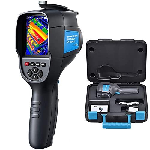 TOPDON ITC629 Cámara Termográfica Infrarrojos portátil Rango -20 °C 450 °C sensibilidad 0,07 °C resolución 220 x 160 pantalla a color de 3,2 pulgadas batería incluida