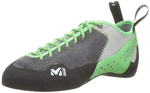 Millet Unisex Rock Up Kletterschuhe, Grün (Flash Green 8736), 43 1/3 EU