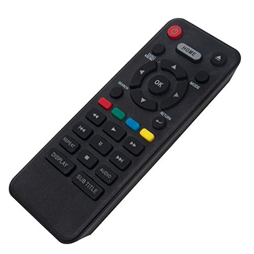 NC088UH NC088 Replace Remote Control fit for Sanyo Blu-ray Disc DVD Player FWBP505F K FWBP506FF FWBP505FK FWBP505FN FWBP505FP