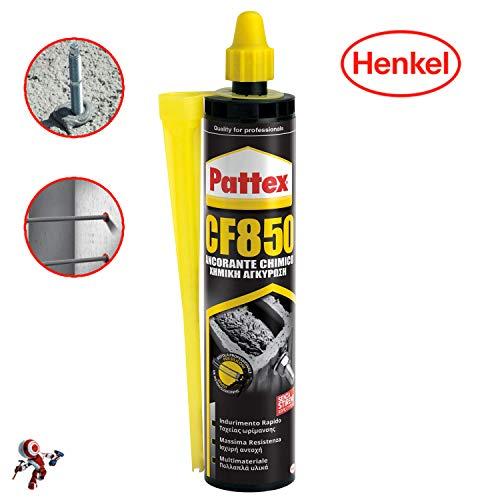 Anclaje químico cf850Pattex