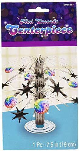 amscan Disco-Dekoration, Party-Dekoration IMT 70er-Stil