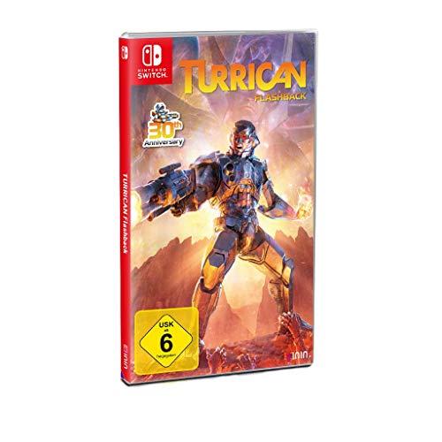 Turrican Flashback - [Nintendo Switch]