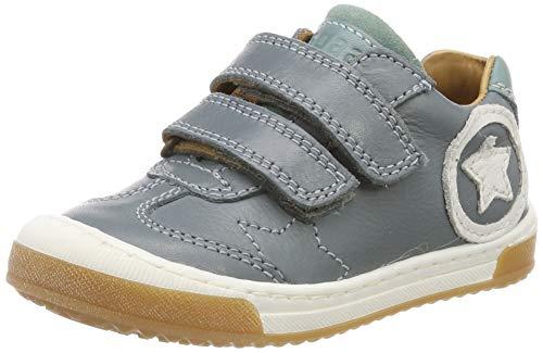 Bisgaard Unisex-Kinder 40332.119 Sneaker, Blau (Petrolio 1001-2), 24 EU