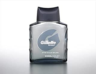 Gillette Series After Shave Splash - Cool Wave - 100 mL - 2 pk