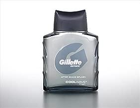 Gillette Series After Shave Splash - Cool Wave - 100 mL - 2 pk