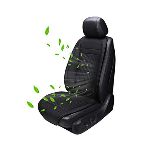 Kühl Auto-Sitzkissen, Kühlkissen Sitz Ventilation Air Conditioning, Kissen Einsitz 12V Auto-Fan-LKW mit Auto-Fan Truck für Heim und Büro