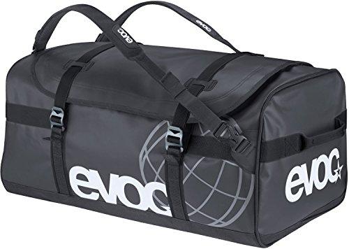 evoc Duffle Bag Ausrüstungstasche, Black, 50 x 30 x 25 cm, 40 Liter