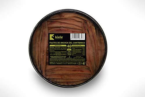 Anchoa del Cantábrico '00' 40 filetes