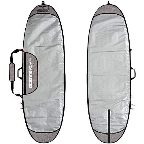 OCEANBROAD Surfboard Longboard Bag 6'0, 6'6, 7'0, 7'6, 8'0, 8'6, 9'0, 9'6, 10'0