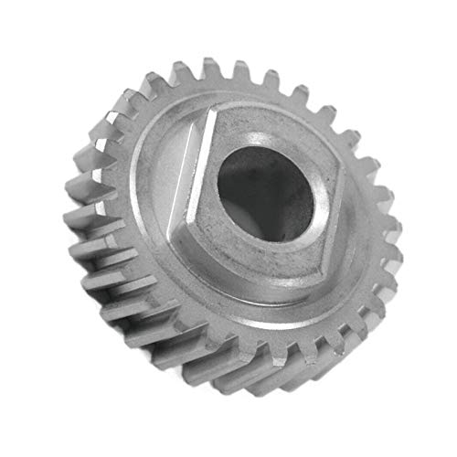 UTDKLPBXAQ Stand Mixer Worm Parts Follower Gear 9706529 Replacement Compatible with 5 and 6 Quart Stand Mixer Models