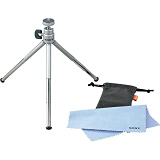 Sony VCTMTK Travel Tripod for Compatible Sony Cameras & Camcorders (B0000996BH) | Amazon price tracker / tracking, Amazon price history charts, Amazon price watches, Amazon price drop alerts