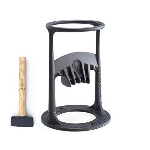Kindling Cracker Holzspalter Orginal inkl. Hammer
