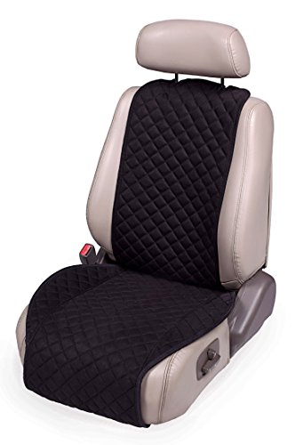 IVICY Car Seat Cover, Car Seat Protector - Universal Covers for Women, Men, Girls, Boys - Fits Most Cars, Truck, SUV, or Van - 1-pc