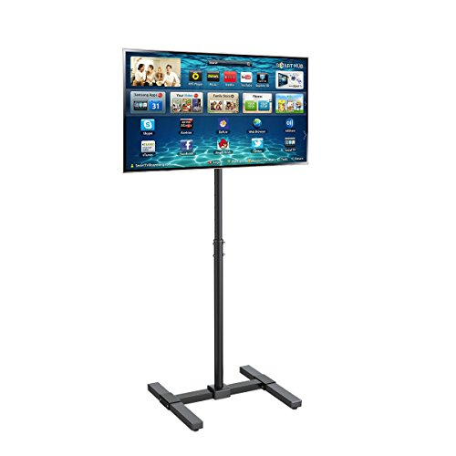 FOREST Compact LCD TV Monitor Display Stand for 13' - 40' LCD TVs Adjustable Height