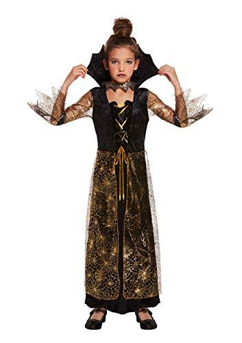 Spiderella Costume da travestimento (misura bambina) - L