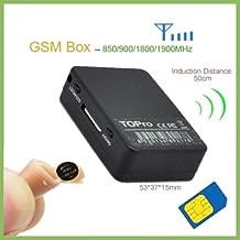 Smallest New Nano Spy Earpiece Super Small Bluetooth Micro Invisivble Gsm Wireless Earphone Box