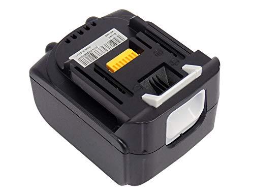 14,4 V 4,0Ah 4000mAh Batería para Makita BL1430 BL1440 BL1440B BL1450 BL1415 BL1415N 194558-0 194559-8 194066-1 194065-3 195444-8 196388-5 196875-4