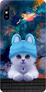 Amagav Printed Soft Silicone Designer Pouch Mobile Back Cover for Redmi 9A & Xiaomi Redmi 9i Case and Covers | for Boys & ...