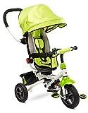 Toyz TOYZ-0341 - Triciclo, Color Verde