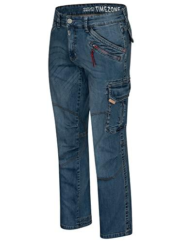 Timezone -   Herren Cargo Jeans