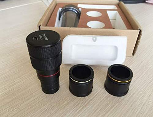 Gowe 5.0MP HD USB Digital Electronic Okular Kamera Adapter für Mikroskop Bild Video Speichern