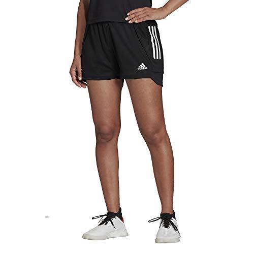 adidas Originals Con20 Tr Sho W para mujer - FYZ04, Con20 Tr Sho W, S, Negro/Blanco