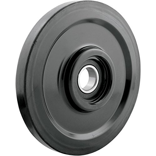 Kimpex Idler Wheel - 5.55in. (141mm x 20mm) - Black 04-141-01