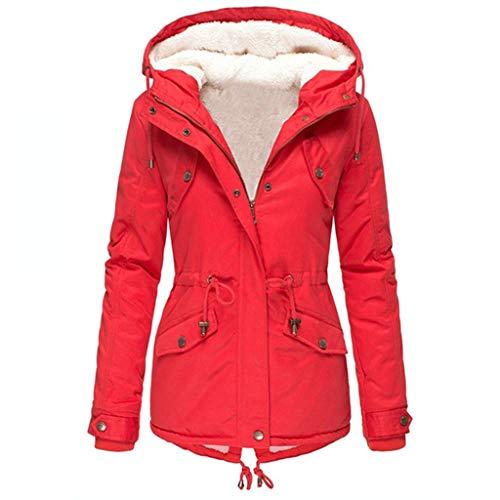 Great Price! Eimvano Women's Versatile Militray Anorak Parka Hoodie Jackets with Drawstring