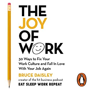 The Joy of Work audiobook cover art