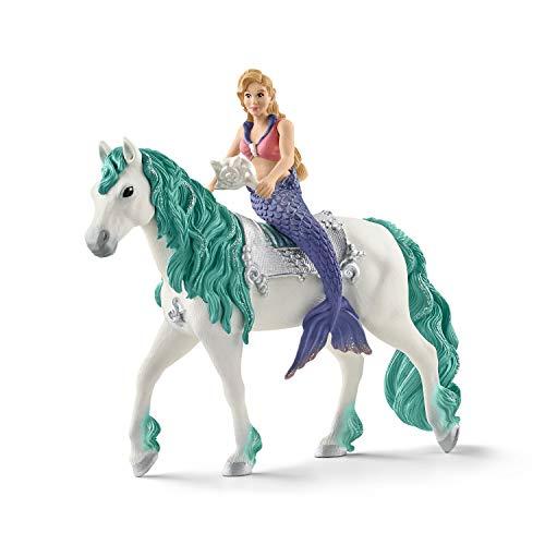 Schleich 70558 bayala Spielfigur - Meerjungfrau Gabriella, Spielzeug ab 5 Jahren